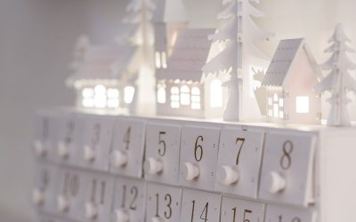 What do pension plans and advent calendars have in common?
